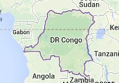 DRCongo-map